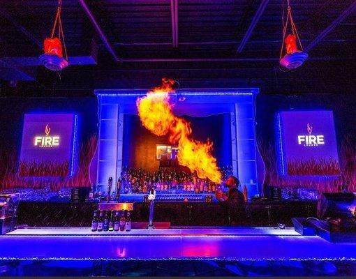 Corporate Event Enhancement: Flair Bartenders