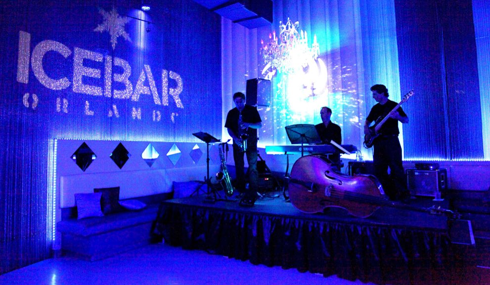 ICEBAR Orlando Corporate Events Photo