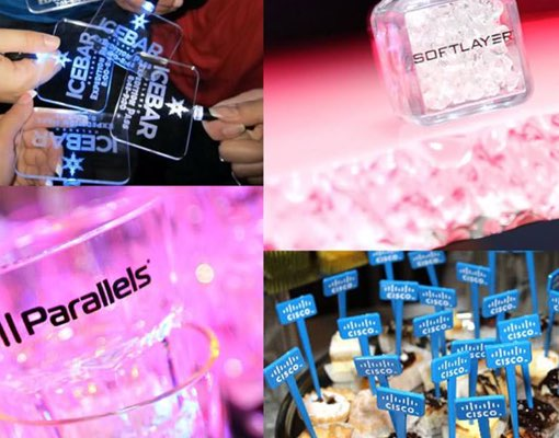 Corporate Event Enhancement: Branding