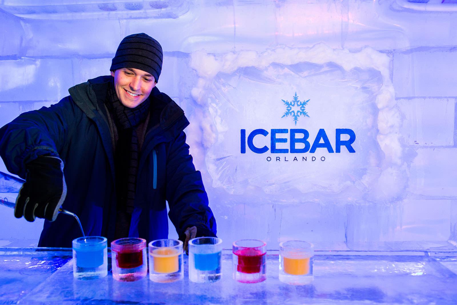 ICEBAR LOUNGE