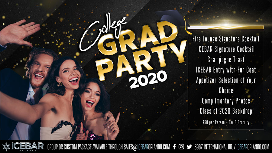 ICEBAR College Grad Packages